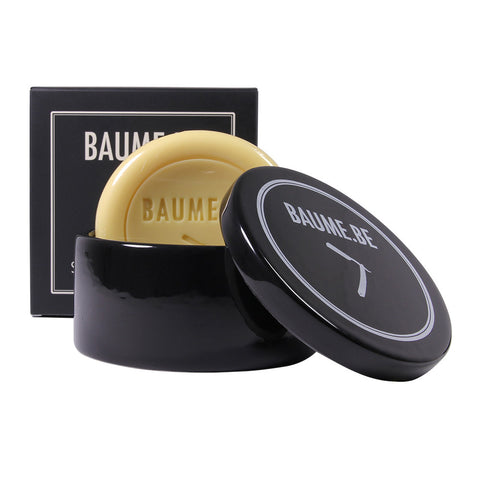 Baume.be Shaving Soap with Ceramic Bowl - FineShave
