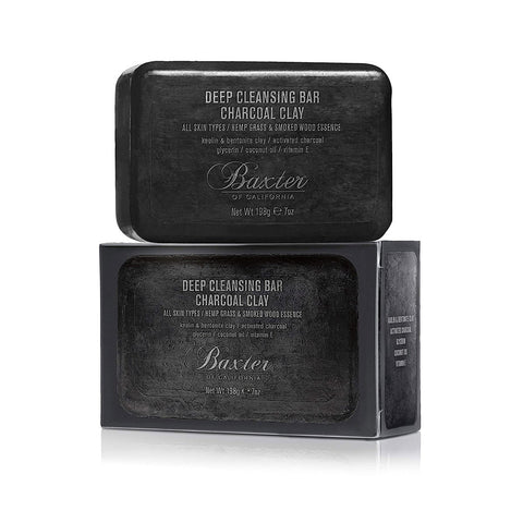 Baxter of California Deep Cleansing Bar 198g