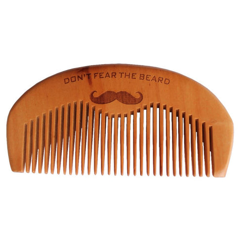 Kent Handmade Small Pocket Comb (Coarse/Fine AOT) – FineShave
