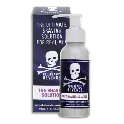 BlueBeards Revenge Brushless Shaving Solution - FineShave
