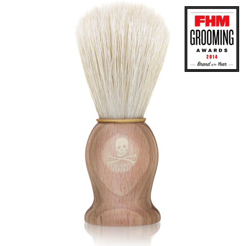 BlueBeards Revenge Doubloon Bristle Shaving Brush - FineShave