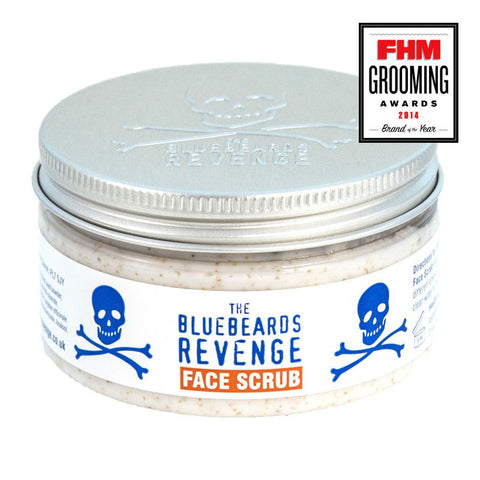 BlueBeards Revenge Face Scrub (100ml) - FineShave