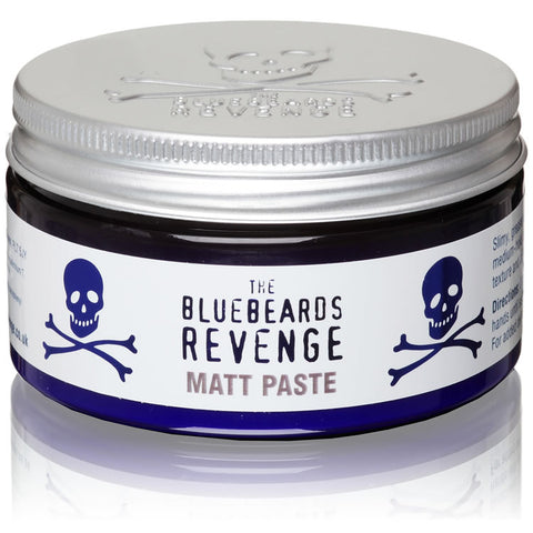 BlueBeards Revenge Matt Paste (100ml) - FineShave