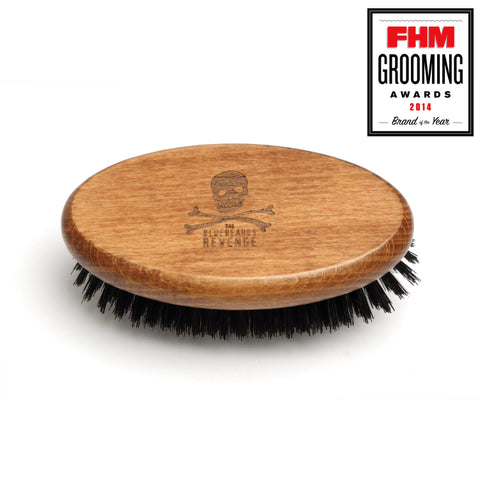 BlueBeards Revenge Military Brush - FineShave