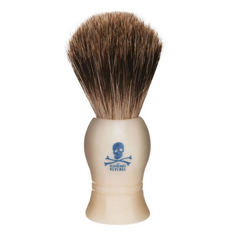 BlueBeards Revenge Pure Badger Shaving Brush - FineShave