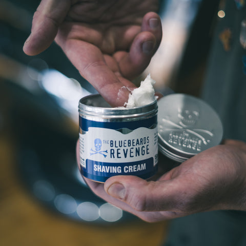 BlueBeards Revenge Shaving Cream 150ml