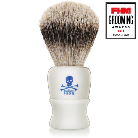 BlueBeards Revenge Super Badger Corsai Shave Brush - FineShave
