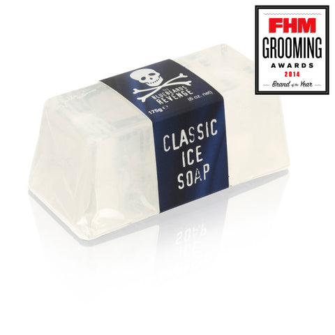 Bluebeards Revenge Classic Ice Soap for Blokes - FineShave