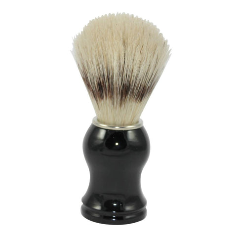 Boar Shaving Brush (black) - FineShave