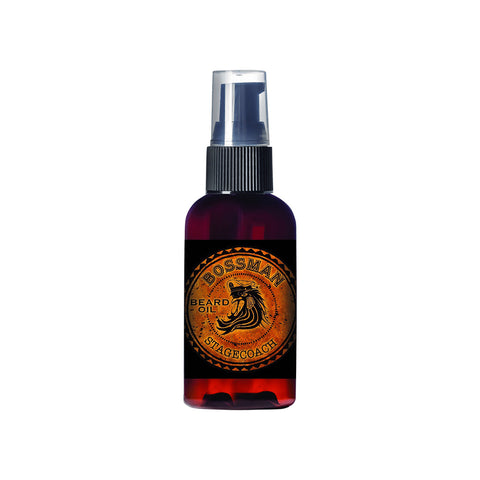 Bossman Beard Oil Stagecoach 59ml