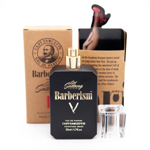 Captain Fawcett's Barberism Eau de Parfum 50ml