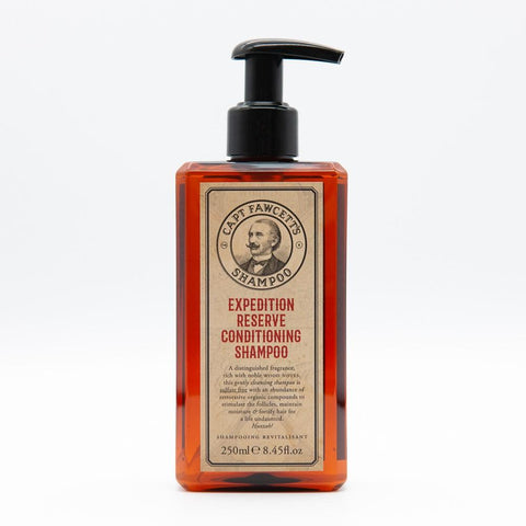 Captain Fawcett's Expedition Reserve Shampoo 250ml