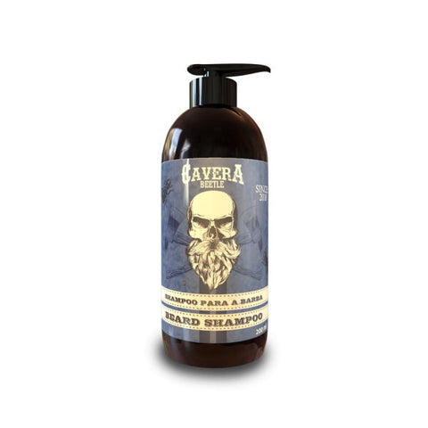 Cavera Beetle Beard Shampoo 200ml - FineShave