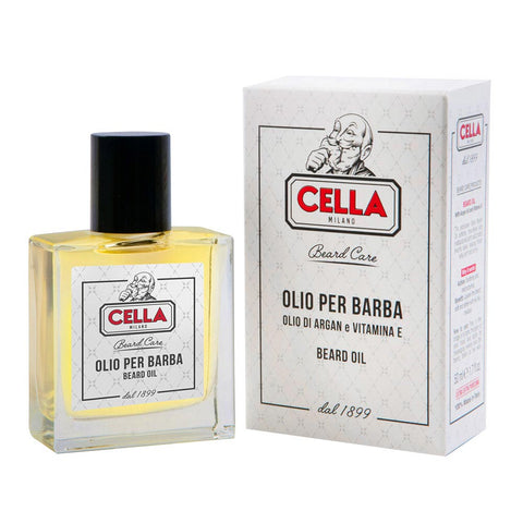 Cella Beard Oil 50ml - FineShave