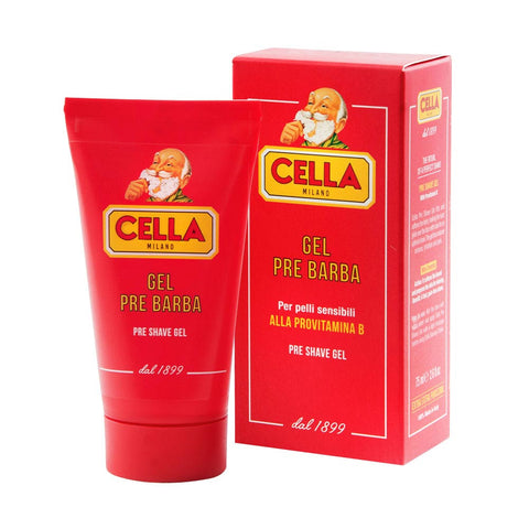 Cella Pre Shave Gel 75ml - FineShave