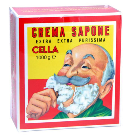 Cella Shaving Soap (1kg Block) - FineShave