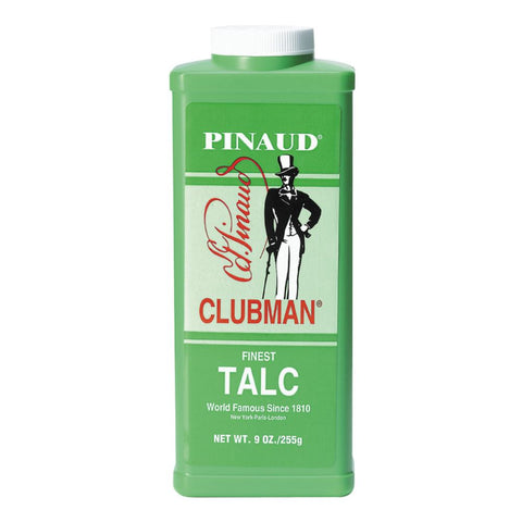 "Clubman Pinaud Finest Talc 255gr - ""Spring Clearance"" - FineShave"