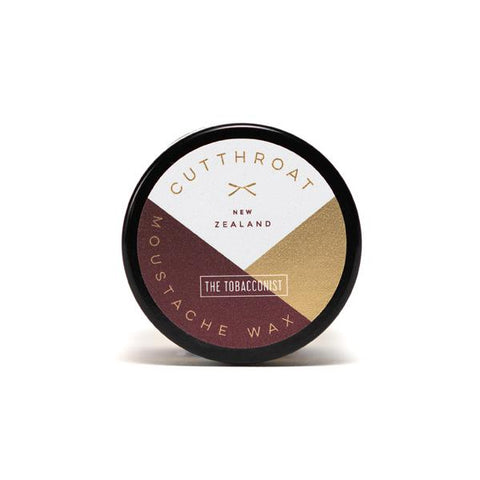 Cutthroat The Tobacconist Moustache Wax 20g