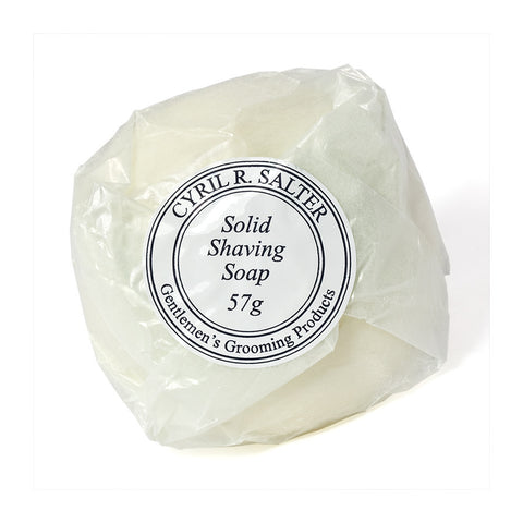 Cyril R. Salter Solid Shaving Soap 57gr - FineShave