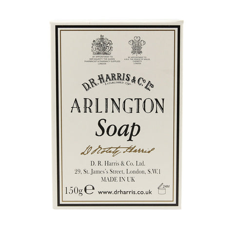 D R Harris Arlington Bath Soap 150gr - FineShave
