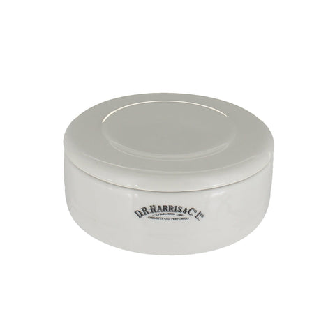 D R Harris Ceramic Shaving Soap Bowl