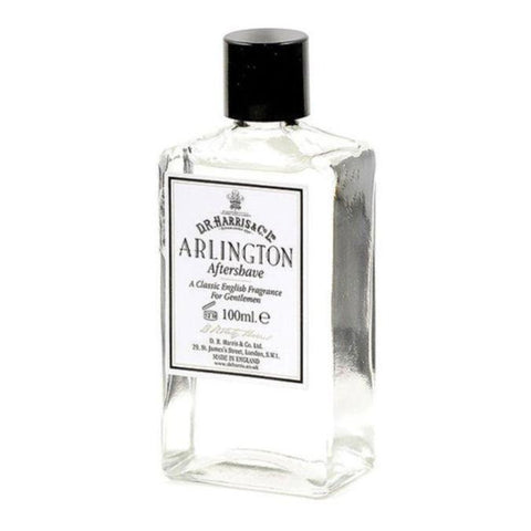 D R Harris Luxury Arlington Aftershave 100ml - FineShave