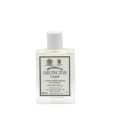 D R Harris Luxury Arlington Cologne 30ml - FineShave