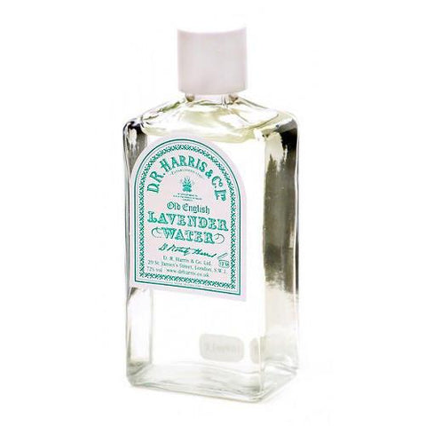 D R Harris Luxury Old English Lavender Water 100ml - FineShave