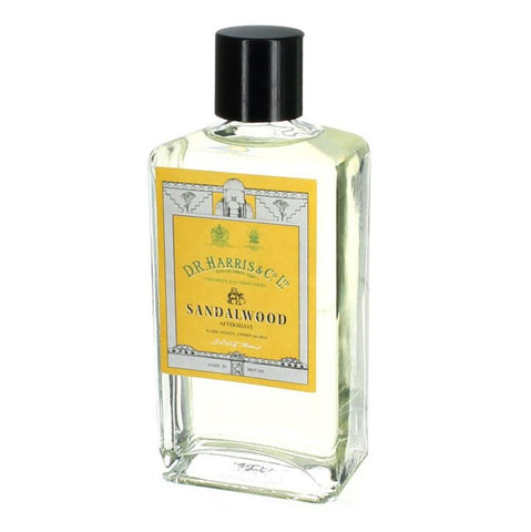 D R Harris Luxury Sandalwood Aftershave 100ml - FineShave