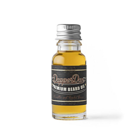 Dapper Dan Beard Oil 15ml - FineShave