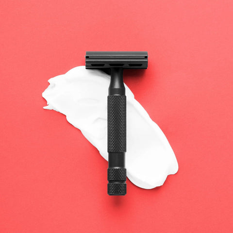 Rockwell 6S Stainless Steel Safety Razor (Matte Black) - FineShave