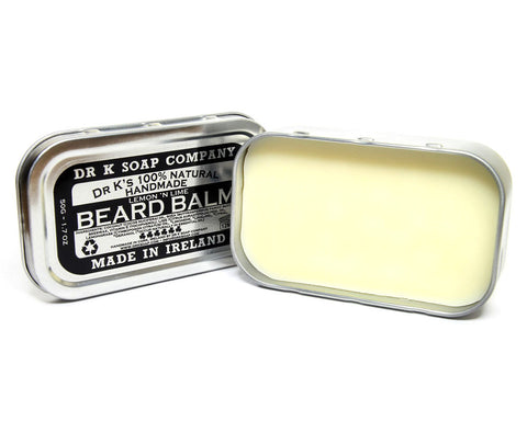 Dr. K's 100% Natural Handmade Beard Balm Lemon 'n Lime 50gr - FineShave