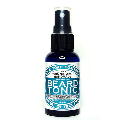 Dr. K's All Natural Beard Tonic Fresh Lime 100ml - FineShave