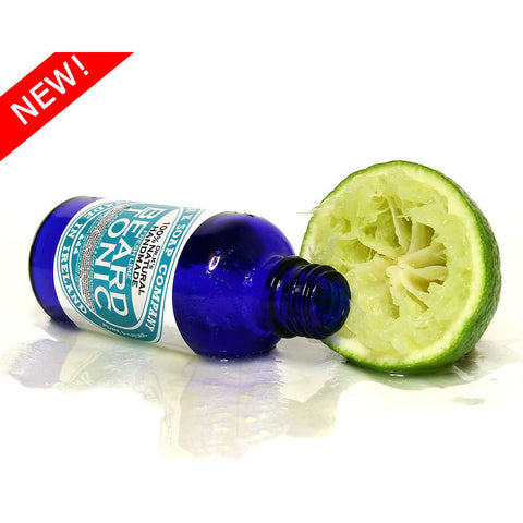Dr. K's All Natural Beard Tonic Fresh Lime 50ml - FineShave