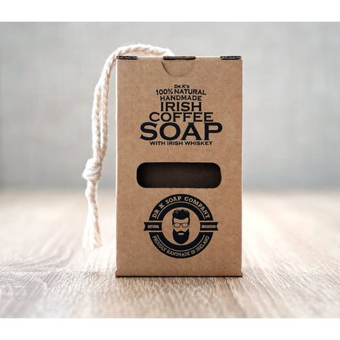 Dr. K's Soap Company Irish Coffee Soap 110g - FineShave