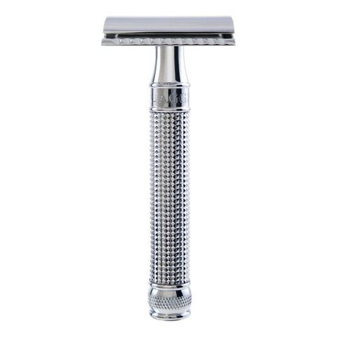 Edwin Jagger 3D Laser Diamond DE Safety Razor - FineShave