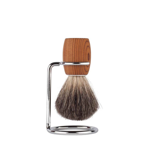 Edwin Jagger Shaving Brush Stand (Large, chrome) - FineShave
