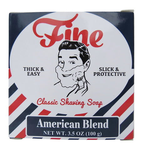 Fine Accoutrements Classic American Blend Shaving Soap 100gr - FineShave