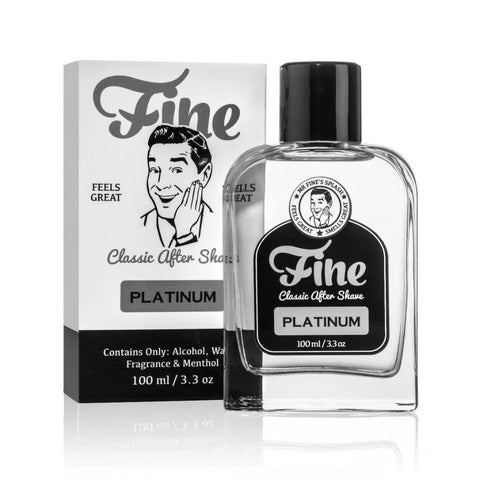 Fine Classic After Shave - Platinum - FineShave