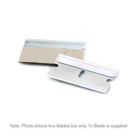 GEM PTFE-Coated Single Edge Stainless Blade (one blade only)