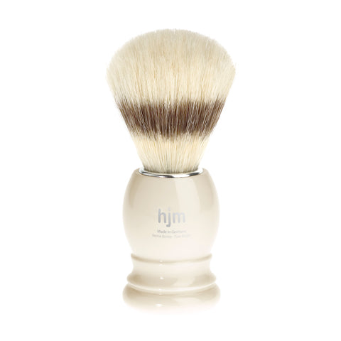HJM Boar Shaving Brush by Mühle (Ivory) - FineShave