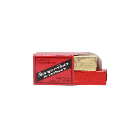 Herold Solingen Strop Paste Block (Green & Red) - FineShave
