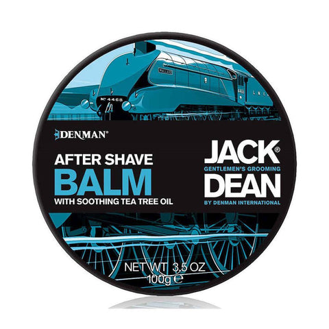 Jack Dean After Shave Balm with Tea Tree Oil 100gr - FineShave