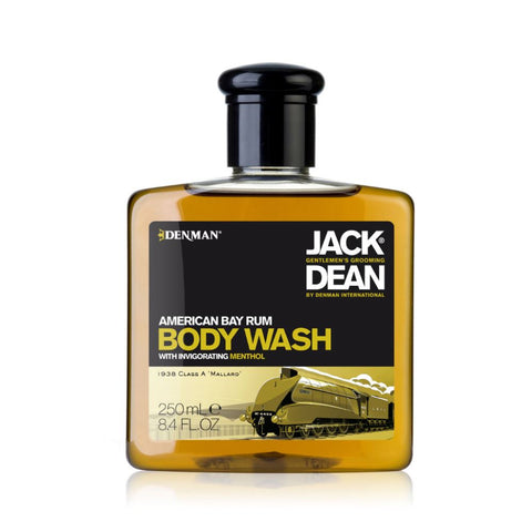 Jack Dean American Bay Rum Body Wash 250ml - FineShave