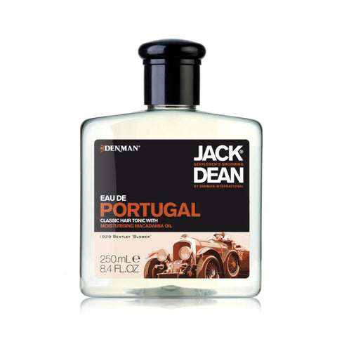 Jack Dean Eau de Portugal Hair Tonic 250ml - FineShave