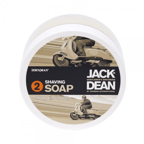 Jack Dean Shaving Soap 200gr - FineShave