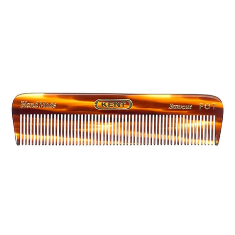 Kent Handmade Small Pocket Comb (All Fine AFOT) - FineShave