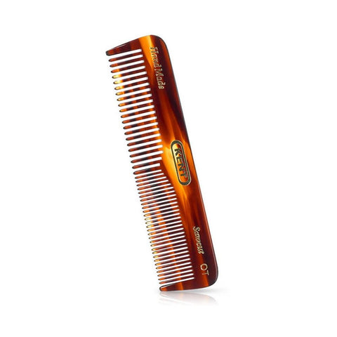 Kent Handmade Small Pocket Comb (Coarse/Fine AOT) - FineShave