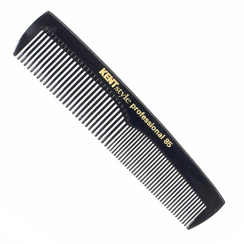 Kent Men's Pocket Comb SPC85 128mm (Coarse/Fine)