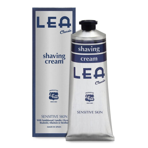 LEA Classic Shaving Cream Tube 100gr - FineShave